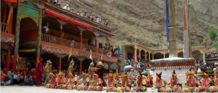 Best Hemis Festival Tour in Leh-Ladakh India