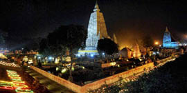 Buddhist Religious Tour Package with Sankasya & Agra in India