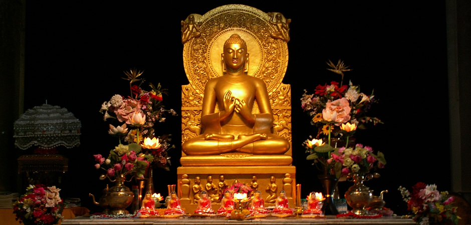 Buddhist Monastery Tour Package in India