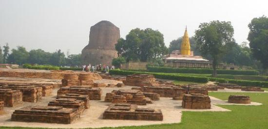 Buddhist Pilgrimage Short Tour from Varanasi to Lumbini, Nepal