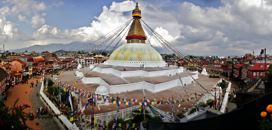 Buddhist Temple tour Package from Kathmandu to Delhi
