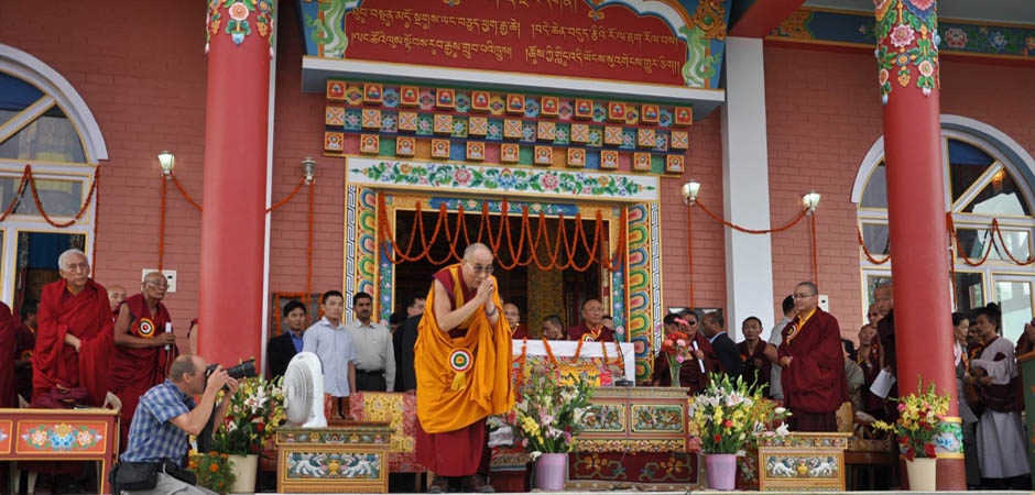 Dalai Lama Special Tour Package with Delhi Local Tour in India